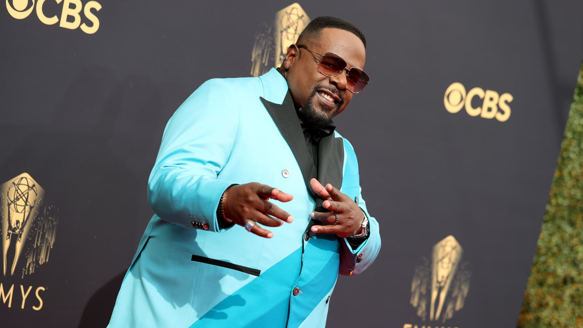 Host Cedric the Entertainer attends the 73rd Primetime Emmy Awards on September 19, 2021 in Los Angeles, California.