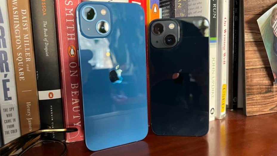 Apple iPhone 13, iPhone 13 mini