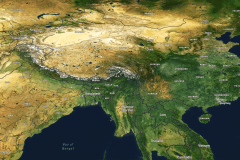 This animated map shows the 10 Asian cities most exposed to coastal flooding