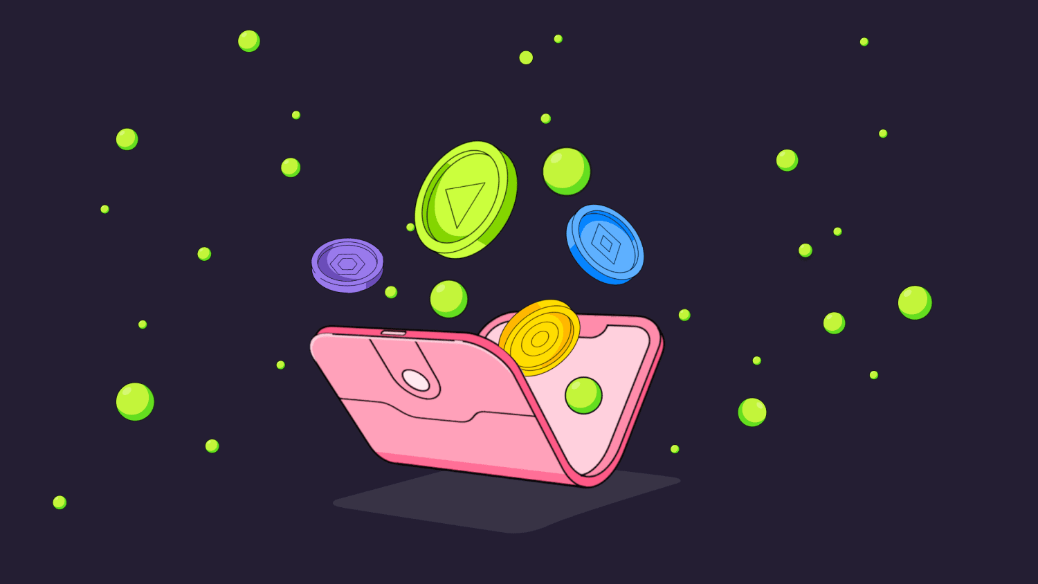 Picture - Robinhood to launch crypto wallets as bitcoin becomes bigger part of business