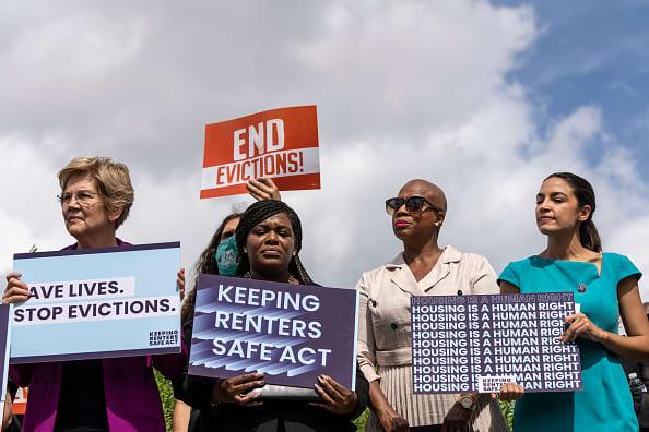Rep. Bush, Sen. Warren introduce bill to reinstate federal eviction moratorium