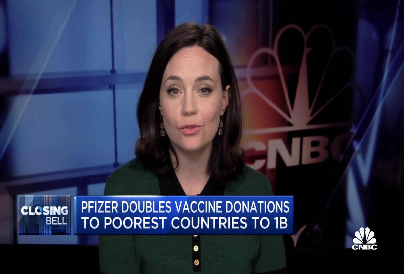 U.S. government purchases more Pfizer doses for donation to poorer countries