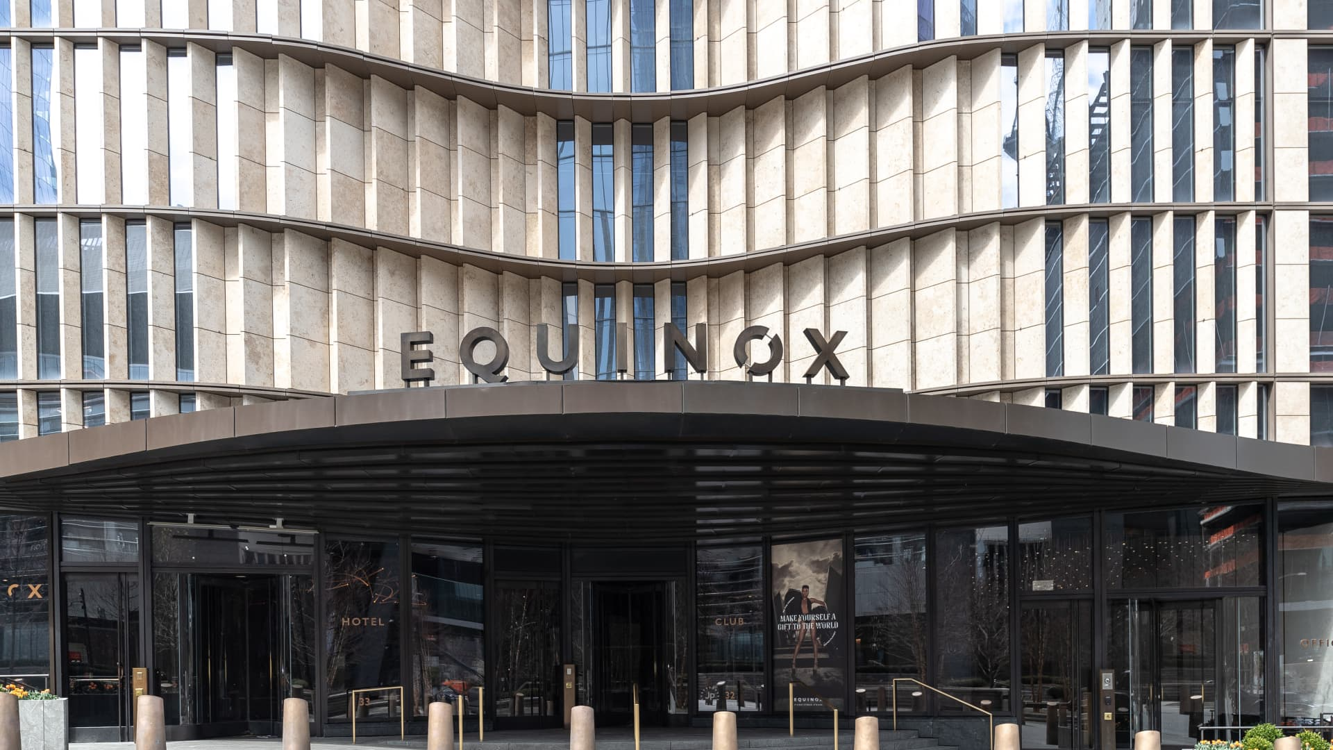 From Sept. 13, guests staying at New York City's Equinox Hotel must be vaccinated.