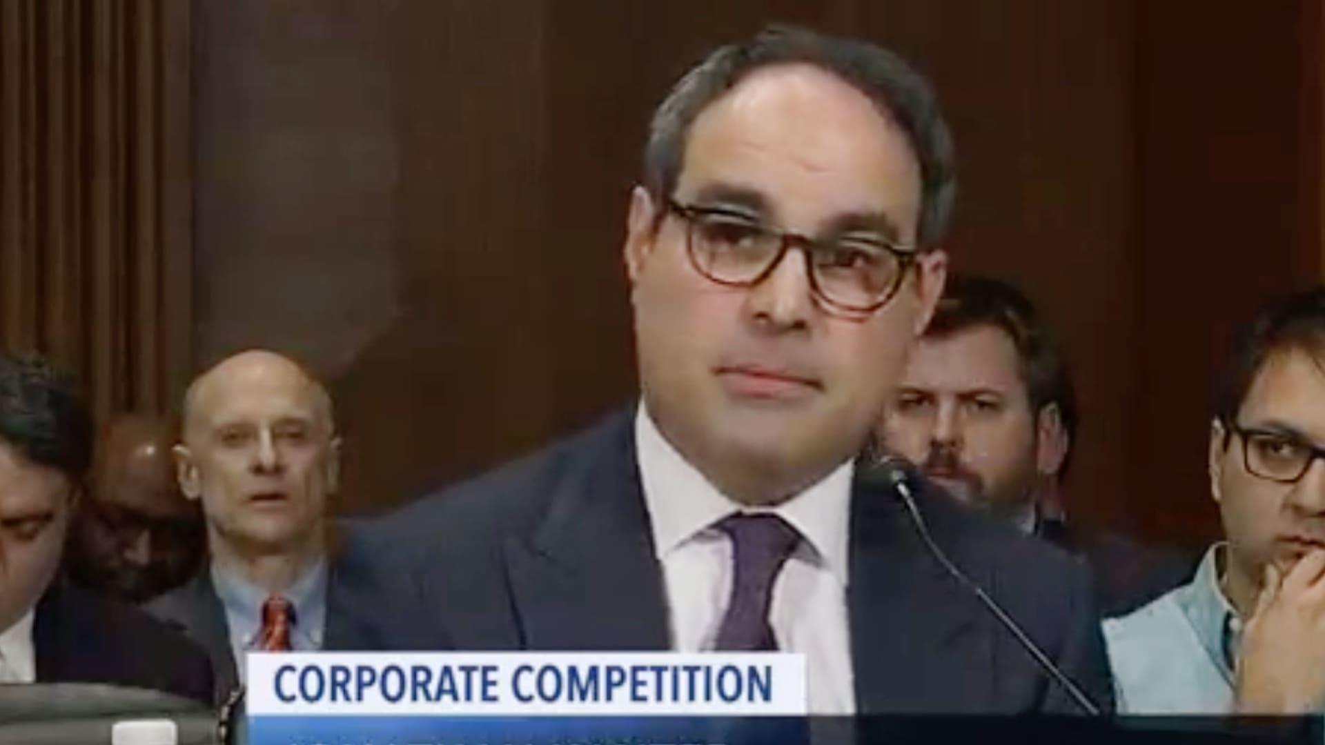 Jonathan Kanter, Antitrust Law Attorney.