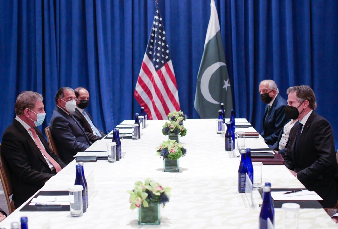 U.S., Pakistan face each other again on Afghanistan threats