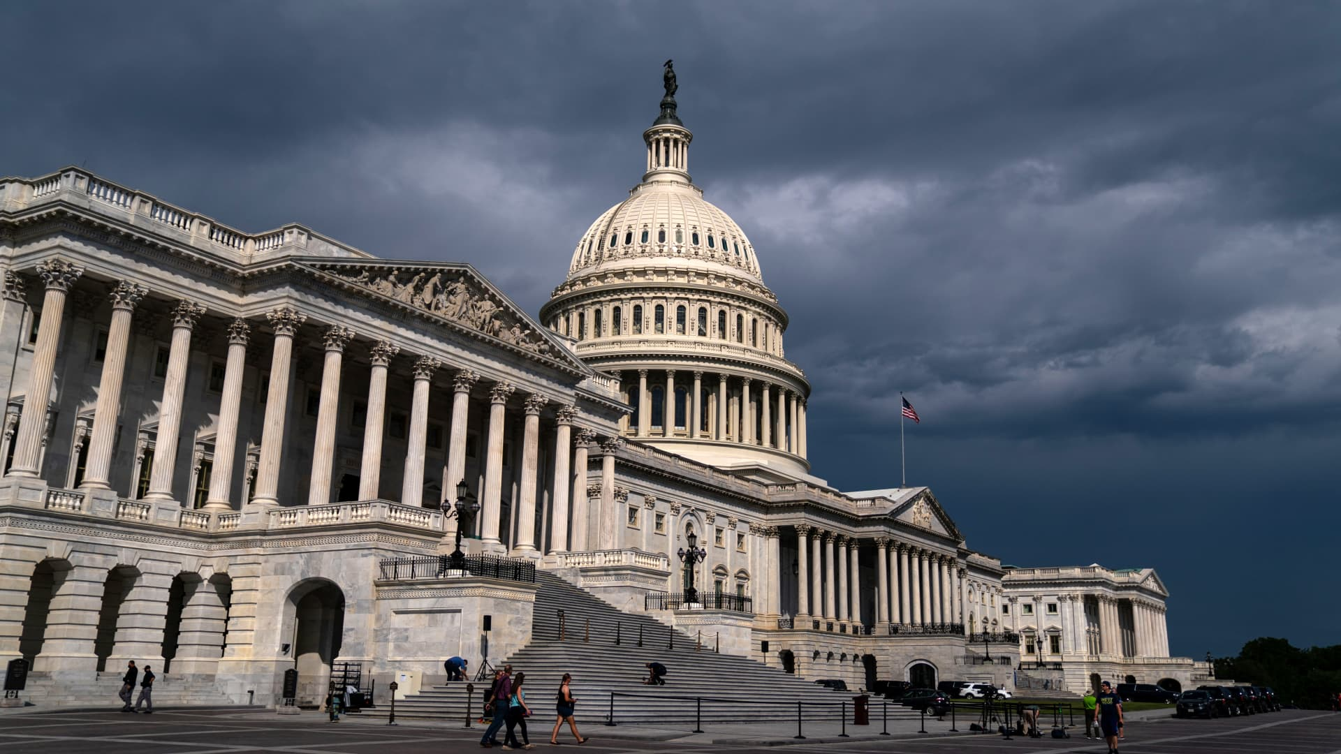 The U.S. Capitol, photographed on Tuesday, Sept. 28, 2021 in Washington, DC.