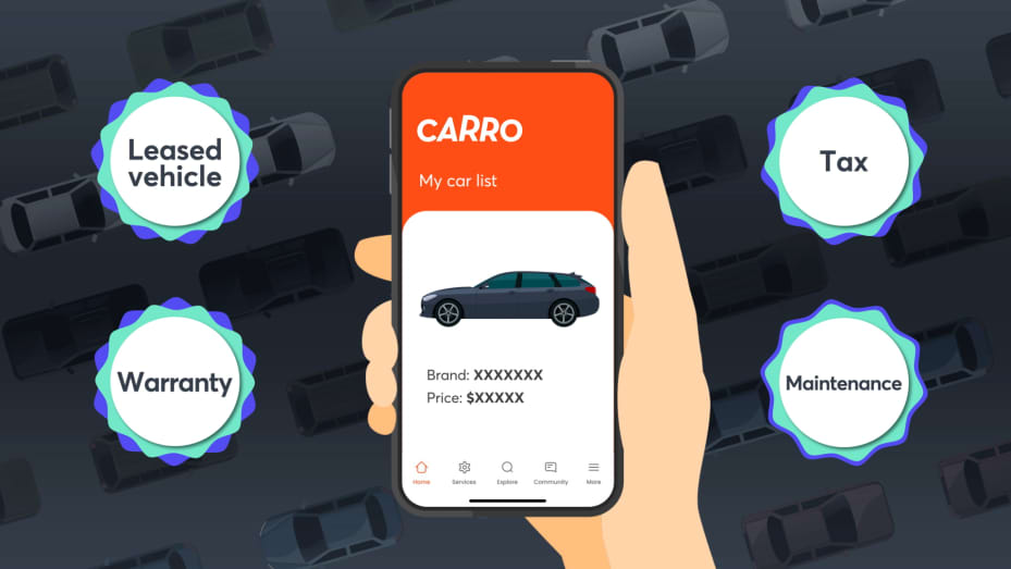 Autos marketplace Carro launched Singapore's first car subscription service in 2019.