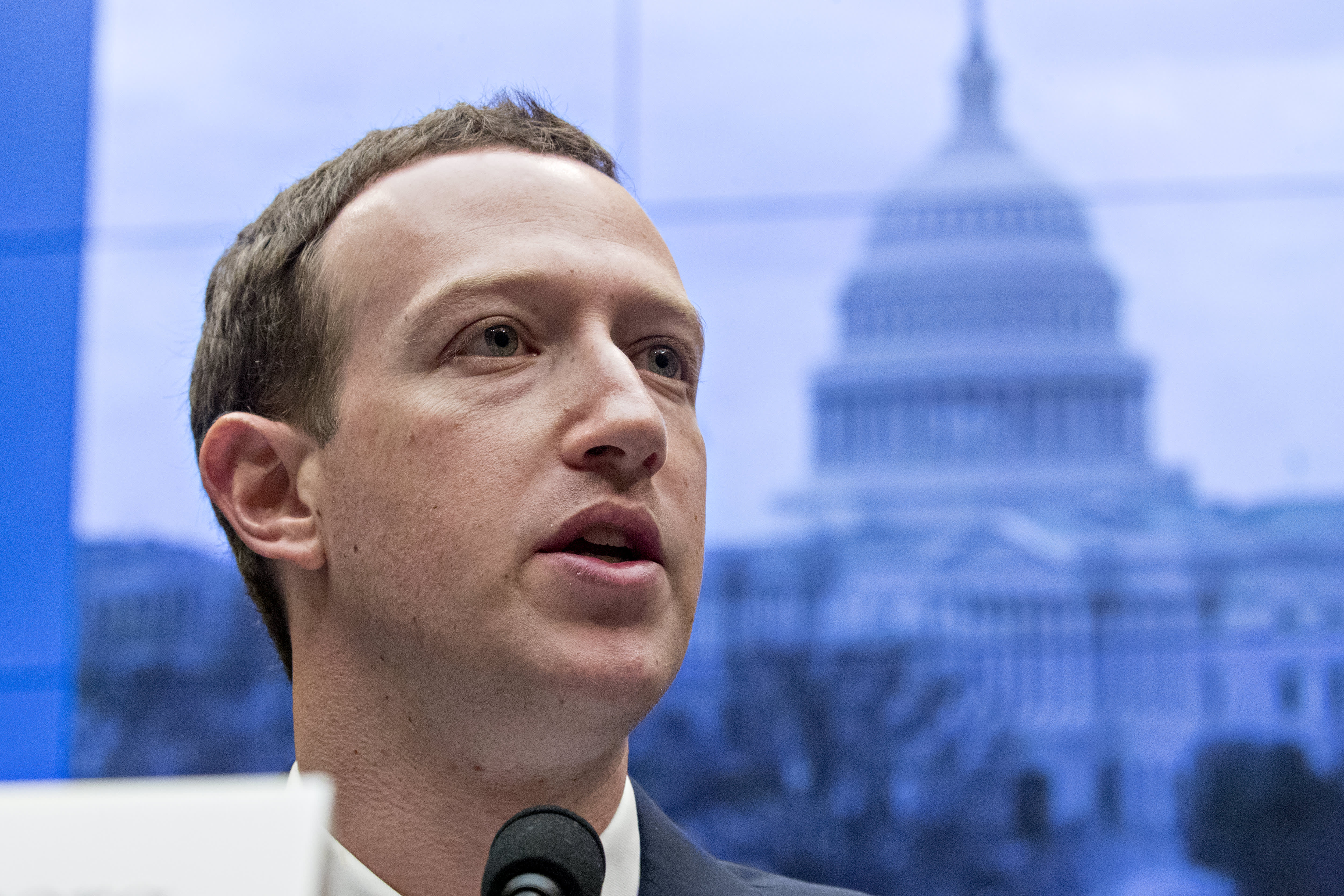 Zuckerberg rejects claims that Facebook prioritizes profits over user safety
