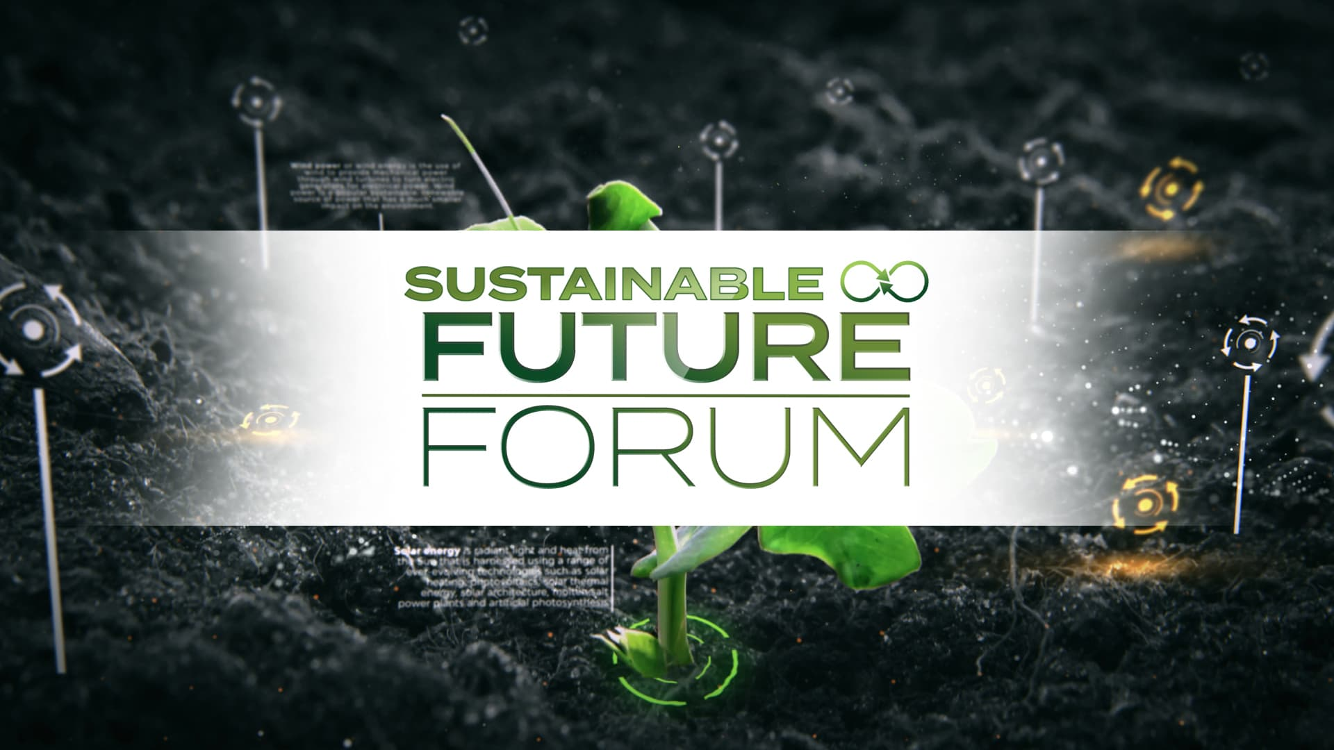 Watch CNBC's Sustainable Future Forum 2021: Providing Energy
