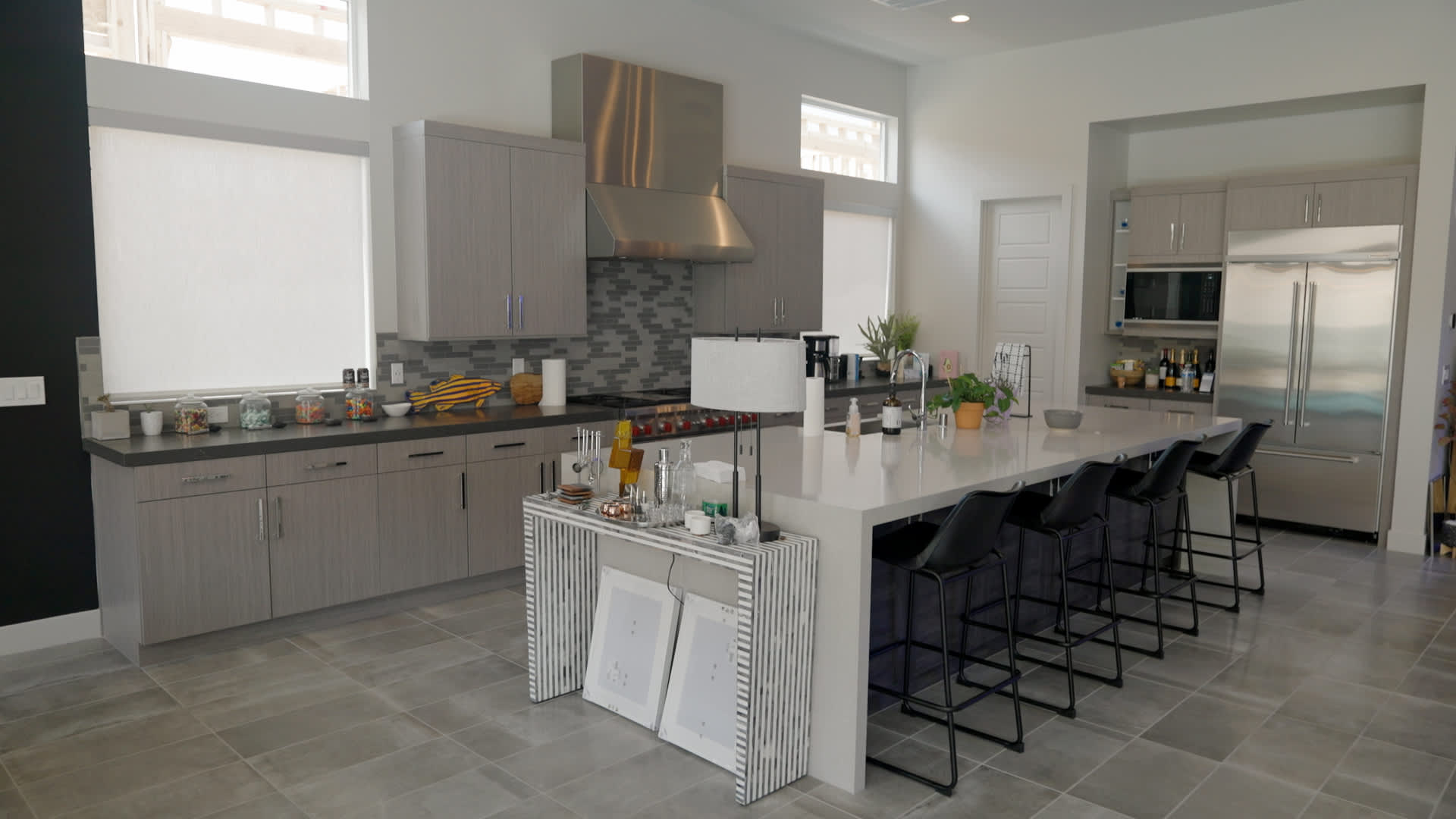 Graham Stephan bought his $1.4 million home without knowing what his finished kitchen would look like.