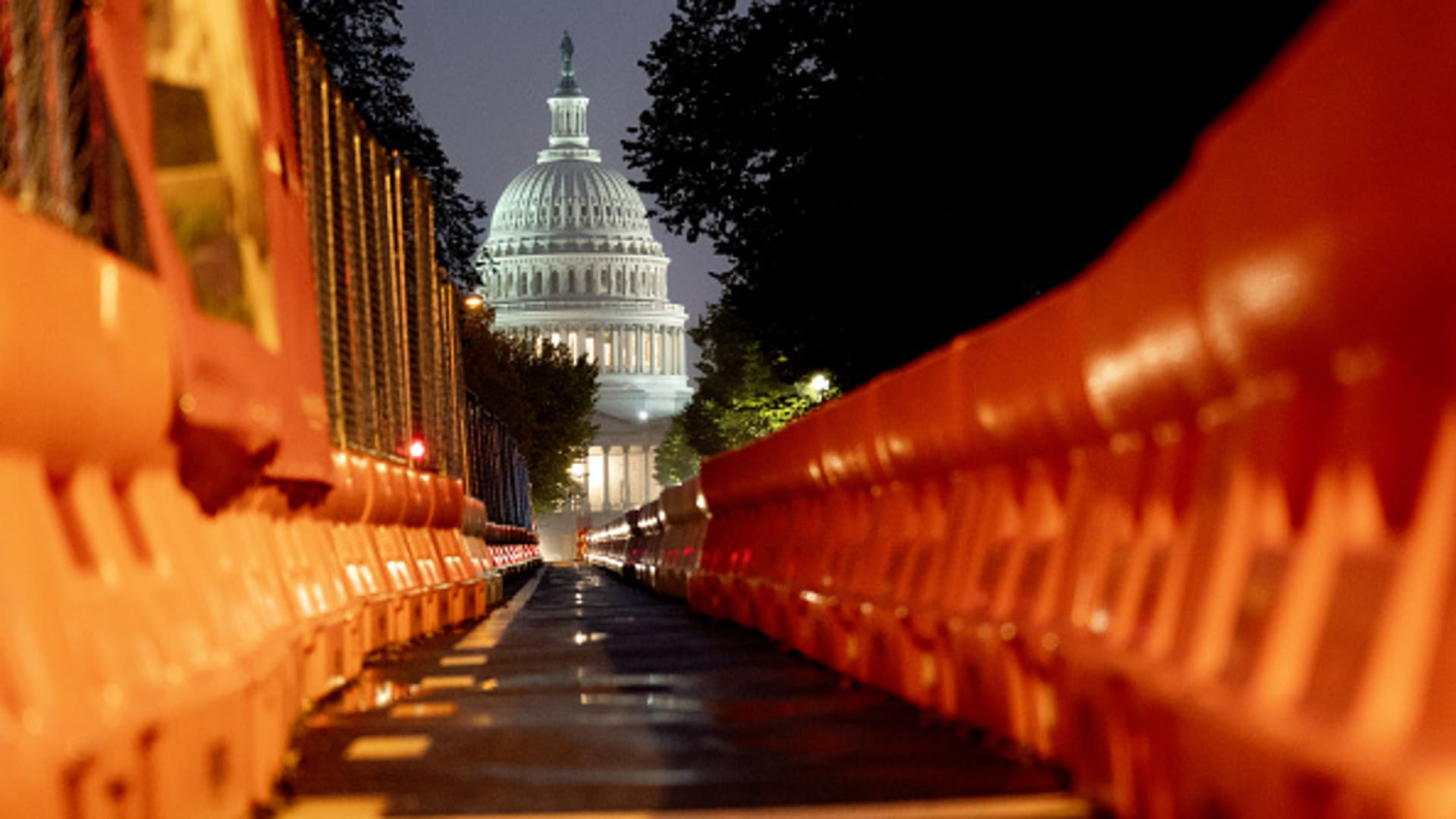 The U.S. Capitol in Washington, D.C., U.S., on Wednesday, Oct. 6, 2021.