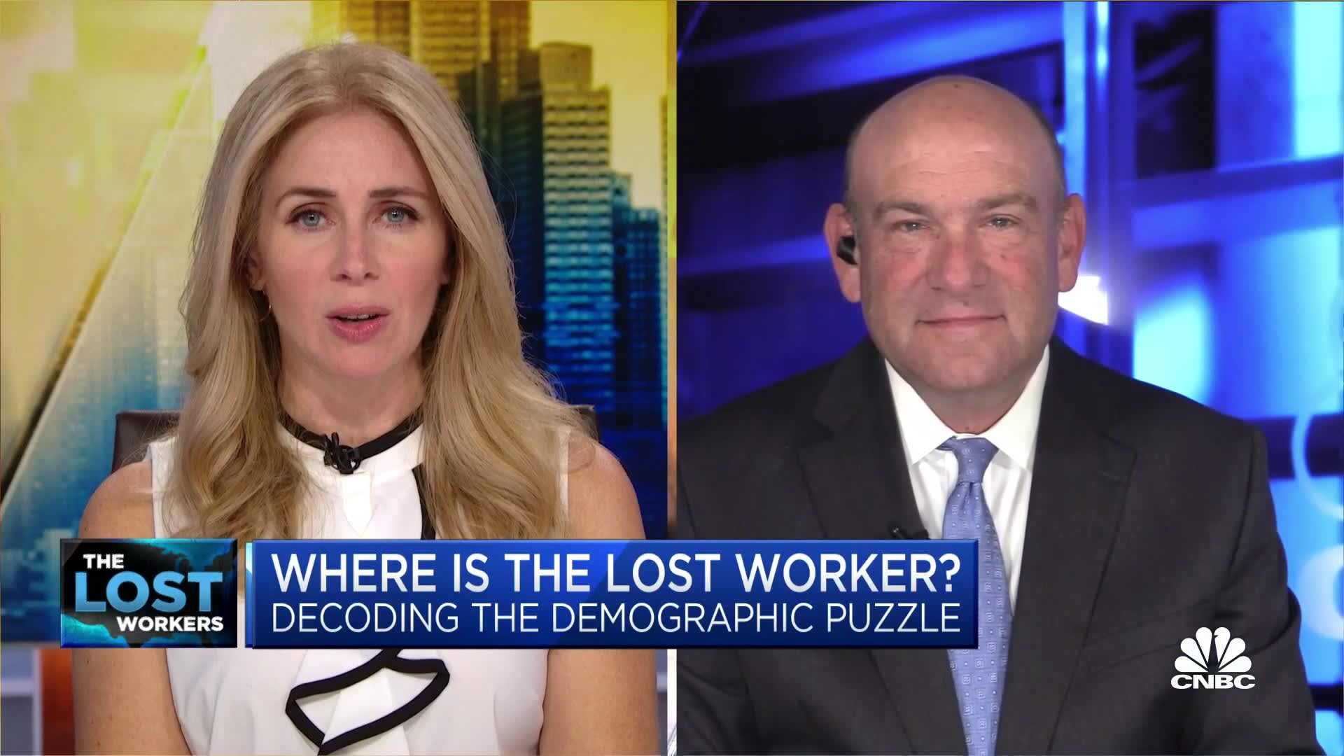 Picture - A look at the lost US worker following September's weak jobs report
