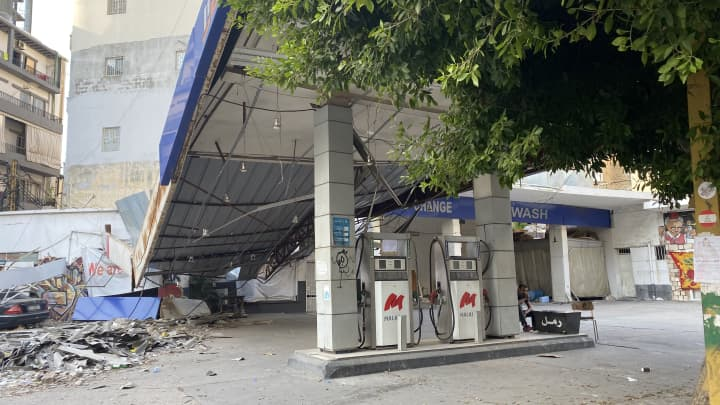 Lebanon Faced 24-hour Blackout and Business Closures During Fuel Crisis