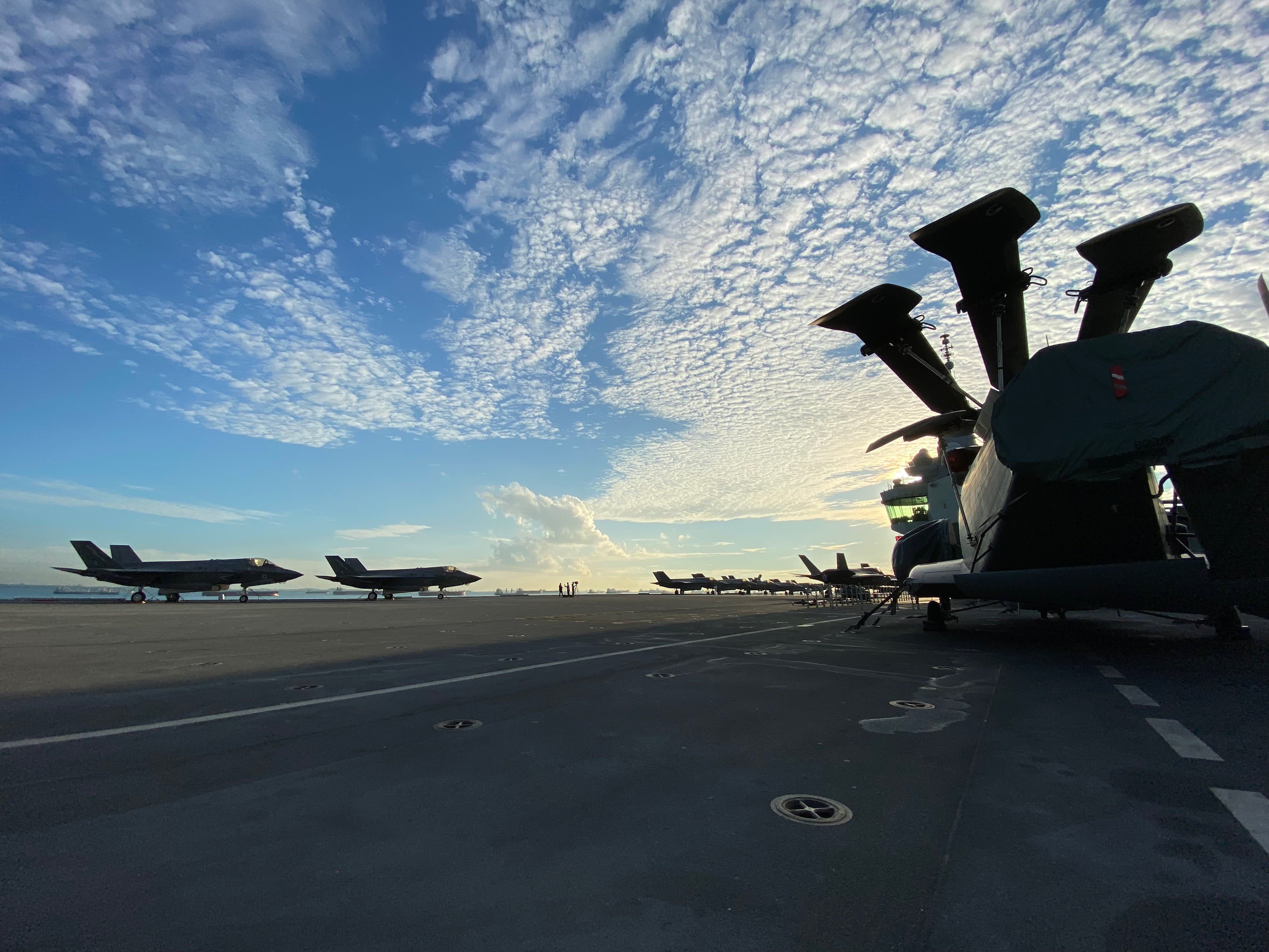 UK plans to beef up military deployments in Asia