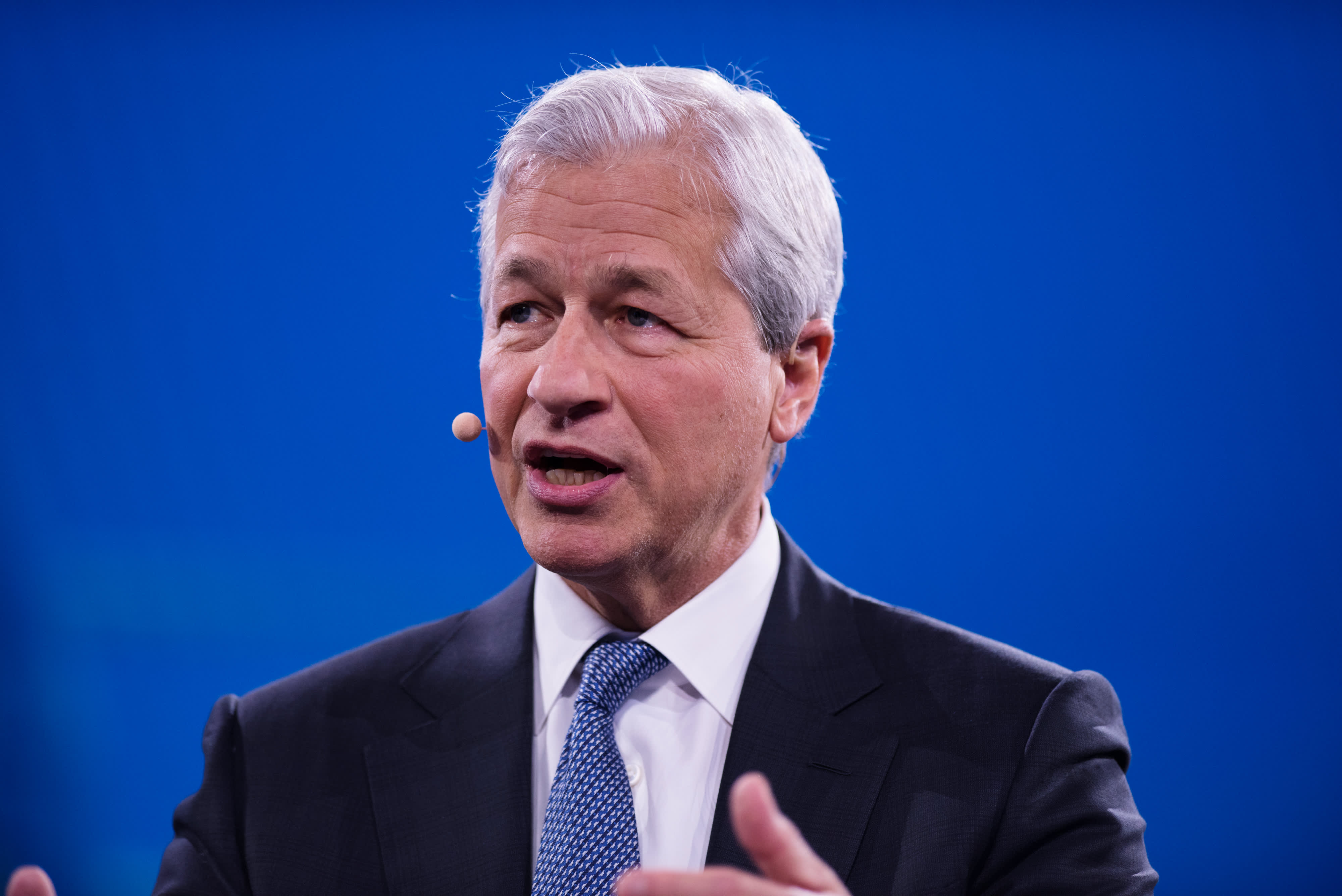 JPMorgan exceeds profit expectations on $1.5 billion boost from better-than-expected loan losses