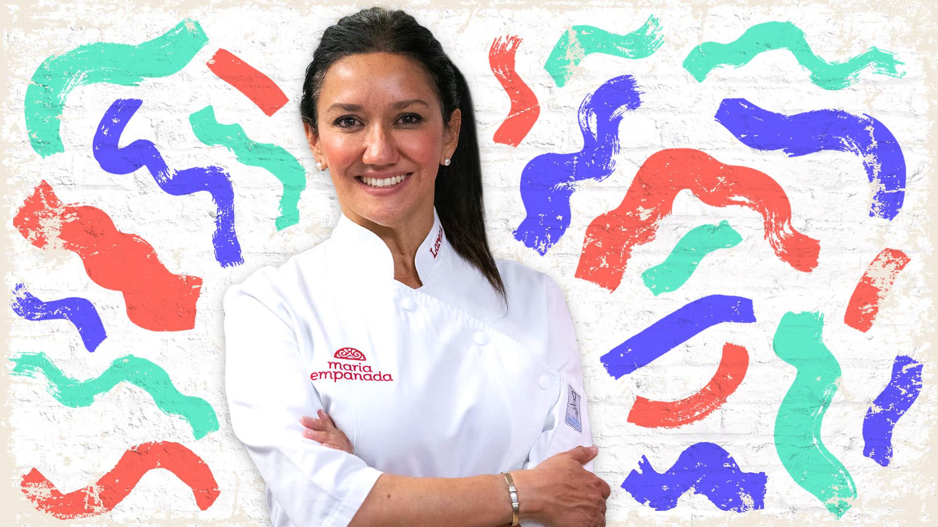 Lorena Cantarovici, Founder and CEO, Maria Empanada
