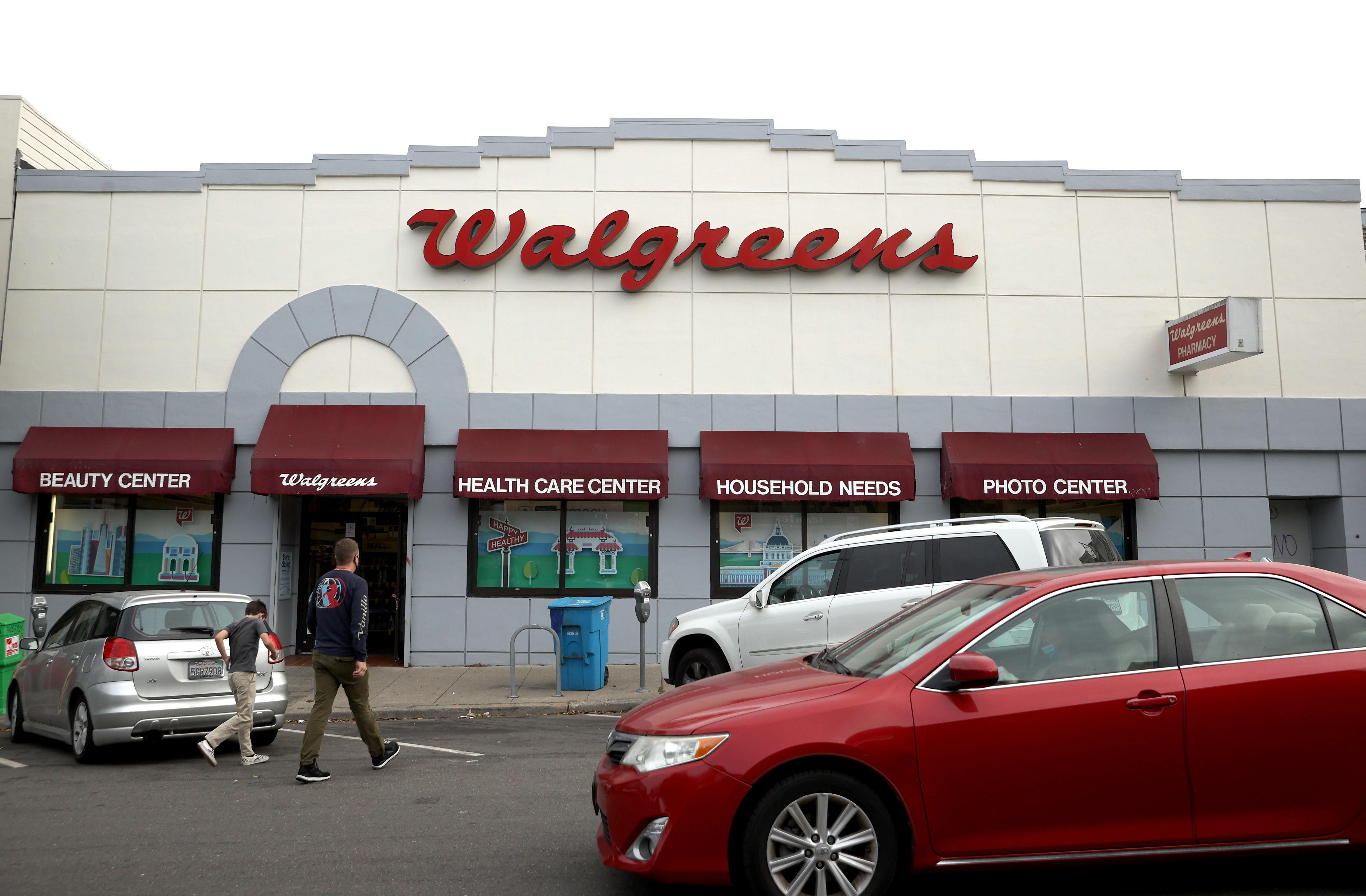 Walgreens shares surge as CEO Roz Brewer outlines plans to make health care its growth engine