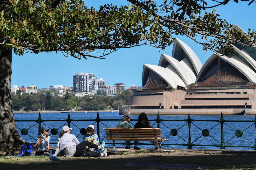 Sydney to allow quarantine-free international travel for Australians from next month