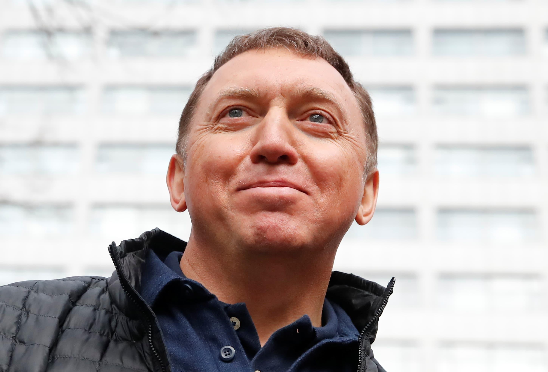 FBI at home of Russian oligarch and ex-Manafort associate Oleg Deripaska