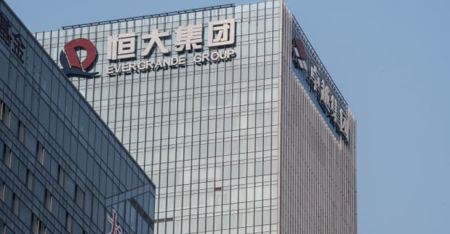 China Evergrande shares briefly plunge more than 10%, after $2.6 billion asset sale falls through