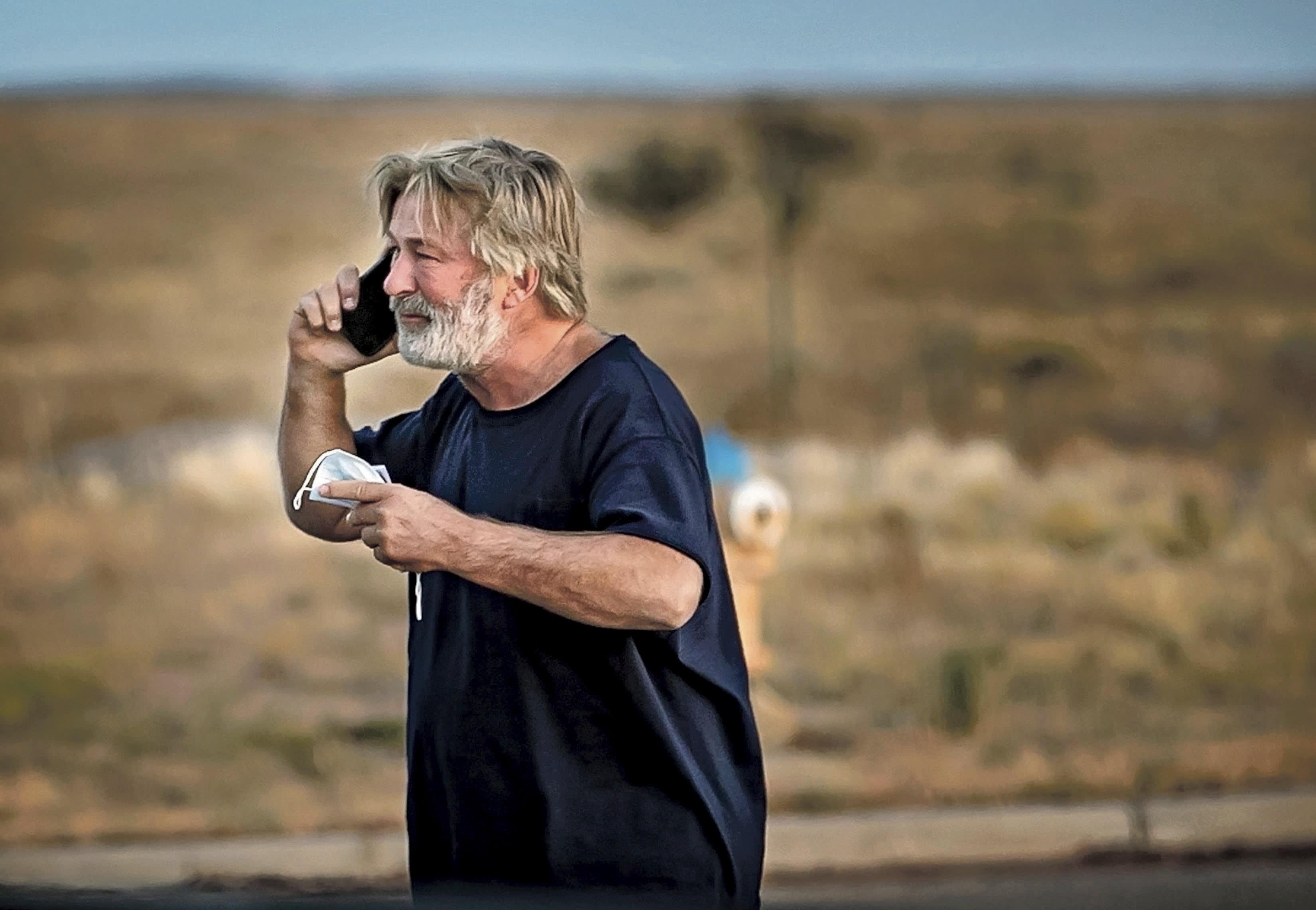 Alec Baldwin says 'my heart is broken' after prop gun he fired kills cinematographer on movie set thumbnail