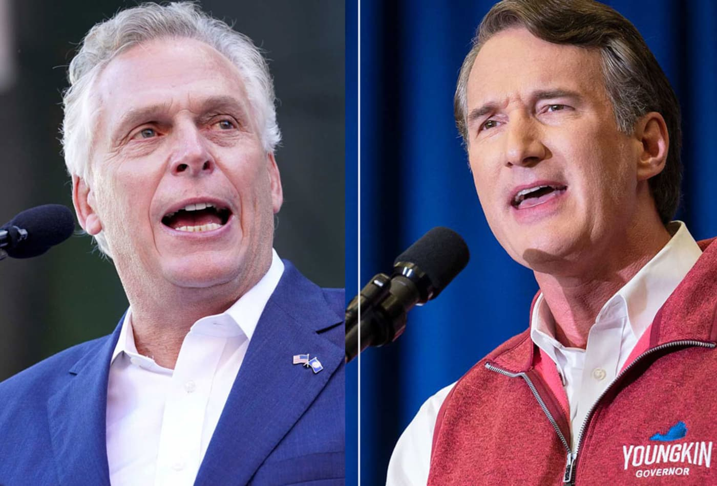Democrats take the lead in early voting in Virginia governor's race, but GOP could close the gap on election day