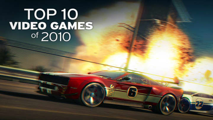 The Top 10 Video Games of 2010