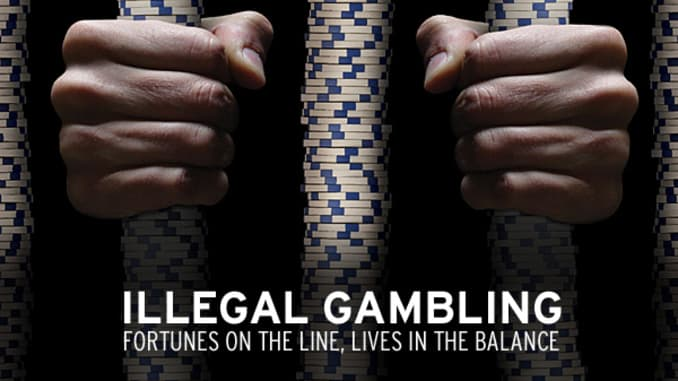 Illegal sports betting betting favorites nfl