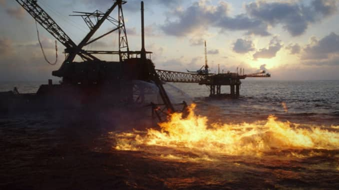 "Oil Spilled: 3.34 million barrels Cost in 2010: $283.9 million The Ixotoc 1 was an exploratory oil well located in the Gulf of Mexico, about 600 miles off the coast of Texas. The rig, owned by the Mexican oil company Pemex, suffered a ""blowout,"" which resulted from a pressure imbalance. The disaster caused about 10,000 to 30,000 barrels of crude per day to spill from June 3 to March 23 of the next year. The US government took two months to contain the spill and was able to protect major inlets."