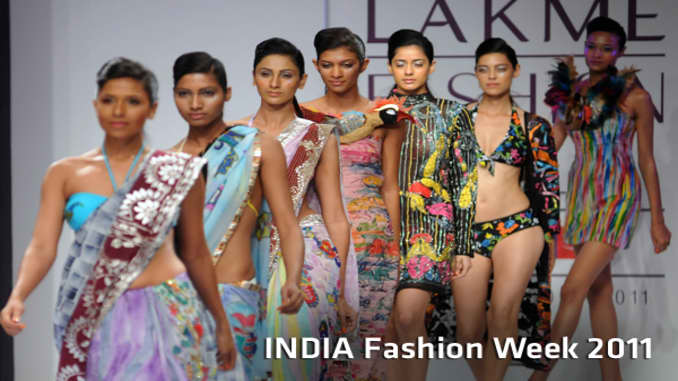 India Fashion Week 2011