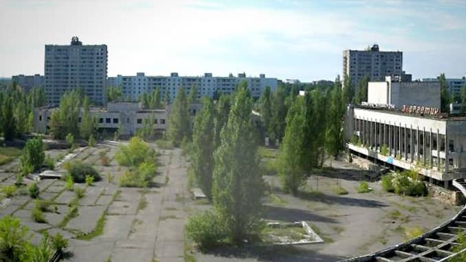 Traveling to the Chernobyl Exclusion Zone