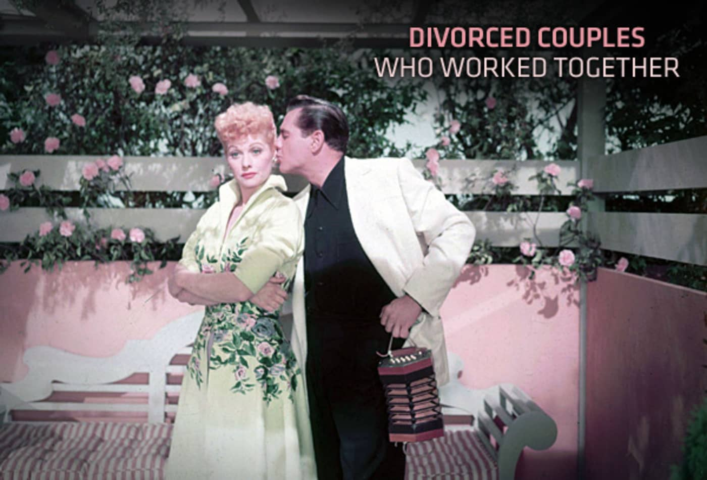 Divorced Couples Who Worked Together