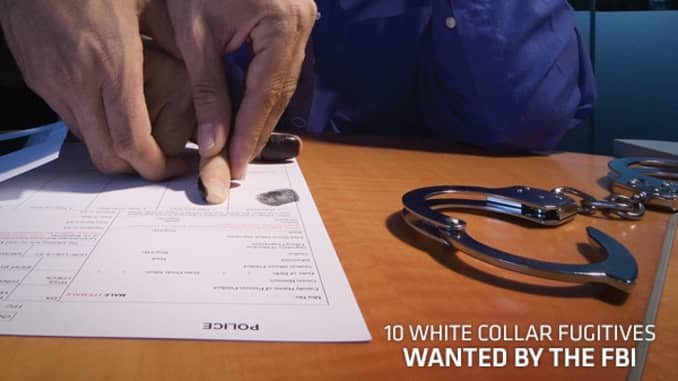 White-collar fugitives: 10 people wanted by the FBI